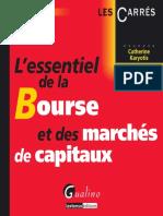 Lessentiel de La Bourse Et Des Marchés de Capitaux - 4e Édition by Catherine KARYOTIS (Z-lib.org)