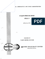 Flight Conrol Division Mission Operations Report Apollo 13