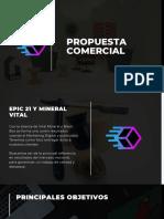 propuesta comercial mineral vital