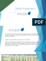 Análisis Financiero Minipak S