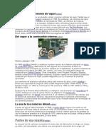 Los primeros camiones de vapor