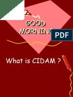 For CIDAM01