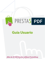 Prestashop1.3 Userguide Es