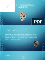 Programación Orientada 11