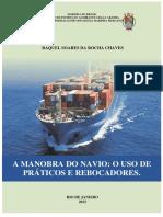 A manobra do Navio - Uso de prático e rebocadores