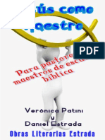 Jesús como Maestro, ESTRADA-PATINI, 2020