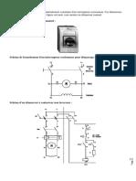 Les moteurs à courant continu de faible puissance cablage