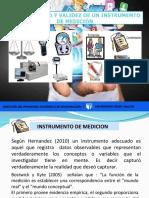 MATERIAL INFORMATIVO Validez Y Confiabilidad.ppt