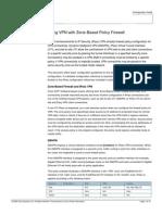 Using VPN With ZBF