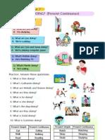 Grammar for Beginners Unit 7