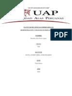 trabajo academico lectura 1,2,3,4