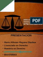 DERECHOS HUMANOS Y GARANTIAS CONSTITUCIONALES-SESION 1