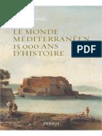 Blondy, Alain - Le monde méditerranéen _ 15000 ans d'histoire (2018, Perrin) - libgen.lc