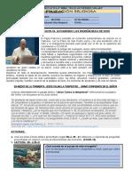 ACTIVIDAD DE LA SESIÓN N° 01 PRIMERO DE SECUNDARIA. 2020-1