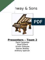 Steinway & Sons[1]