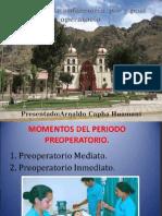 5.- CUIDADODE  DE ENF PRE Y POST.ppt