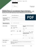 Proteus Case 20-11580 Bankruptcy