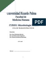 URP Guía de Prácticas Microbiologia 2020 - 1