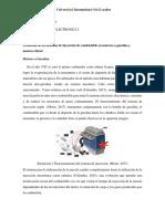 Nicolas Aguirre, Evolución de los sistemas de Inyección de combustible en motores a gasolina y motores díesel