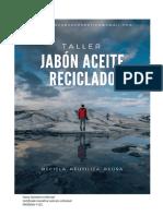 guia teorica taller jabon reciclado