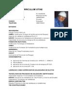 CV ESPAÑOL CV 2020 JUNIO