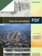 Área de Centralidad