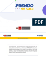 PROGRAMACIÓN WEB SEM11