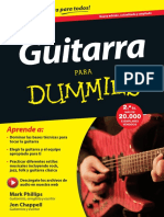 Metodo para guitarra