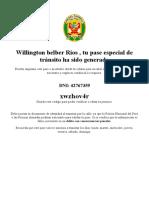 Gobierno del Perú