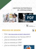 Tecnicas ERP II