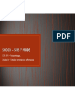 SHOCK 2. SIRS y MODS fisiopatologia veterinaria