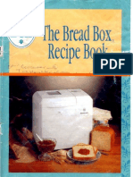 Toastmaster BreadBox 1154_1156