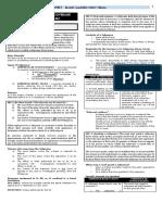 Law School notes