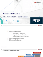 04 Cámaras IP Hikvision