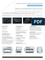 Codex Onboard Specification
