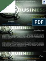 Comment Elaborer Un Business Plan