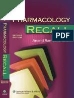 《Pharmacology Recall》.pdf