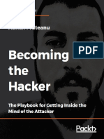 Becoming the Hacker 1st Edition