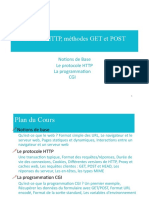 Cours Http 02 mars 2020