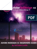 Adobe Indesign CC Beginners Guide 1st Edition