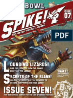 Blood Bowl - Spike Journal Issue 07