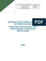HACCP PANIFICACION