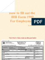 TIN for Employment