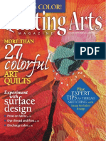 Quilting Arts Magazine - Issue 70 - August September 2014