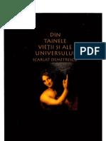 Scarlat Demetrescu - Din tainele vietii si ale universului.pdf