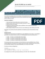 Configuration simple de VLANS sur un switch.pdf
