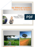 Parrott Leadership Ethics Ppt. 2.25.10