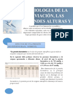 FISIOLOGIA DE LAS ALTURAS