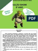 7º AULÃO- 5º ANO 2019