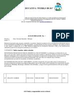 ACTA NIVELACION 7°- P 1. 2020